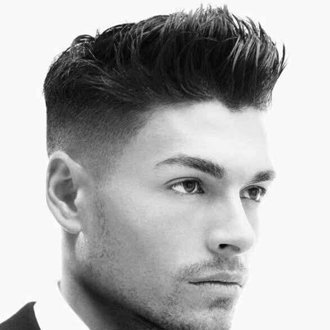 High End Barber Cuts