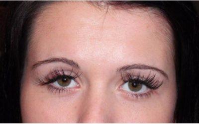 Permanent eyelashes